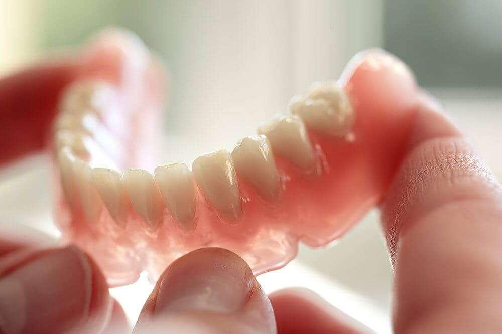 prótese dentaria valor