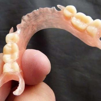 prótese dentaria de silicone flexível preço